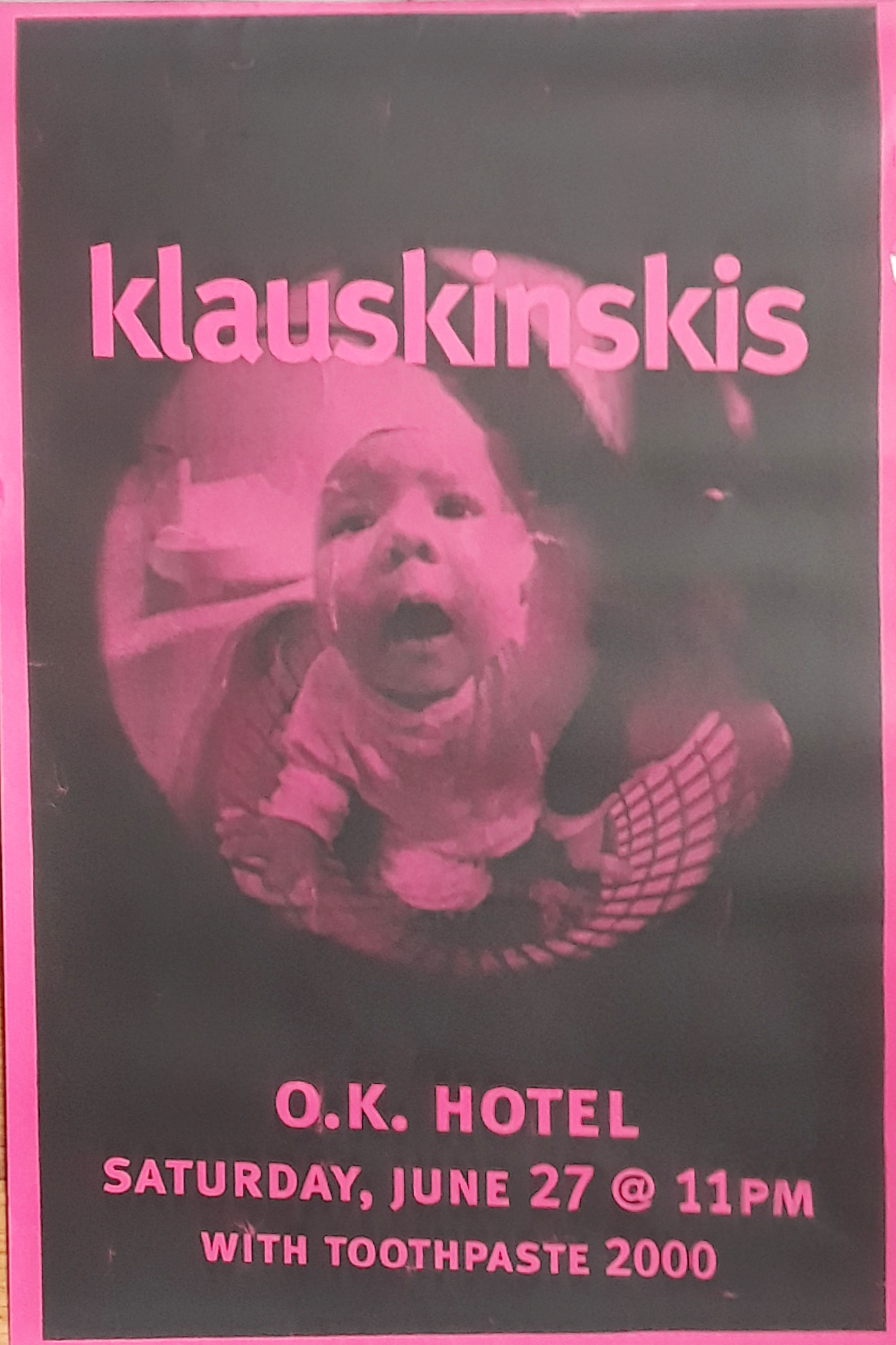 ok hotel as klaus kinskis